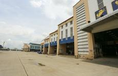 Mở điểm trung chuyển hàng hóa tại chợ Bình Điền để cung ứng toàn TP HCM