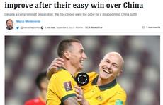 Báo chí Úc nói gì trước trận chạm trán tuyển Việt Nam?