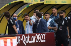 Đại chiến Messi - Neymar tạm hoãn vì cảnh sát