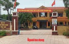 Quảng Bình: Bí thư, Chủ tịch xã bị đề nghị kỷ luật vì 'dính' nhiều vi phạm đất đai