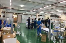 Hầm để xe tại Bệnh viện dã chiến số 3 trở thành Trung tâm hồi sức người bệnh Covid-19