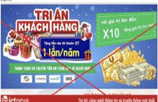 Công an cảnh báo thủ đoạn lừa đảo đặt cọc mua hàng và mạo danh Shopee
