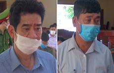 Lập khống hồ sơ rút gần 1 tỉ đồng tiêu xài, 3 'quan xã' ở Thanh Hóa bị bắt