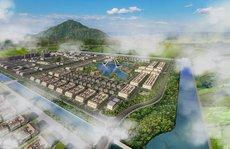 Khu đô thị The New City Châu Đốc góp phần phác họa bức tranh đô thị vùng biên