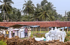 Ấn Độ chạy đua kiểm soát virus 'sát thủ' hơn cả SARS-CoV-2