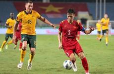 Tuyển Việt Nam thua sít sao trước Úc
