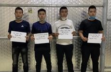 Nhân viên tiếp thị sơn bị 5 kẻ 'bảo kê' vác mã tấu truy sát trên quốc lộ