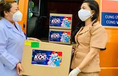 Quỹ Từ thiện Kim Oanh chung tay vì cộng đồng