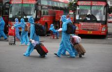Danh sách hơn 1.400 người dân Phú Yên được đón về quê từ TP HCM và Bình Dương