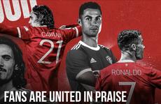 Chưa đủ thể lực, Ronaldo hoãn trận ra mắt Man United tại Ngoại hạng Anh