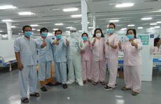 TP HCM: 18 bệnh nhân Covid-19 nặng điều trị tại Bệnh viện Dã chiến số 14 xuất viện