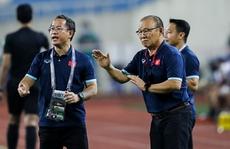 HLV Park Hang-seo nói gì về tình huống bị VAR từ chối quả penalty