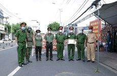 Tình quân - dân trong đại dịch