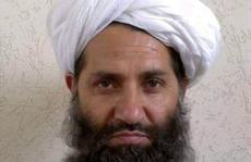'Thủ lĩnh bóng tối' của Taliban lên tiếng