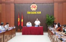 Cứng nhắc trong phòng dịch, Tam Kỳ bị Bí thư Quảng Nam nhắc nhở