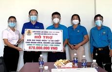 Tây Ninh: Tăng cường dinh dưỡng cho công nhân '3 tại chỗ'