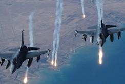 Video Mỹ không kích Nhà nước Hồi giáo ở Syria
