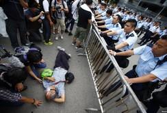 Hồng Kông hoãn đối thoại, sinh viên kêu gọi biểu tình