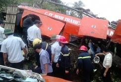 Tai nạn giao thông ở Lào Cai, 12 người chết