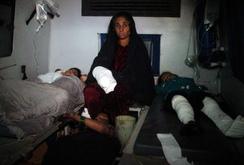 Rocket rơi trúng đám cưới, 30 người Afghanistan chết thảm