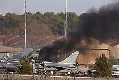 Chiến đấu cơ F-16 của NATO bị rơi, 10 người thiệt mạng