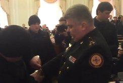 Ukraine bắt giữ 2 quan chức cấp cao khi đang truyền hình trực tiếp