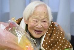 Người cao tuổi nhất thế giới qua đời ở tuổi 117