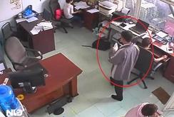 Giả nhân viên chuyển phát nhanh vào công ty trộm cắp