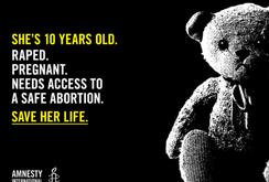 Bé gái 10 tuổi không được phép phá thai