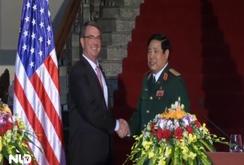 Việt Nam yêu cầu Mỹ dỡ bỏ hoàn toàn lệnh cấm vận vũ khí sát thương