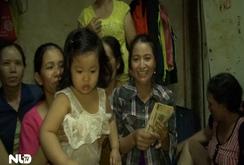 Chị ve chai và 5 triệu yen: Chị Hồng đã đổi ra tiền đồng và đi làm từ thiện