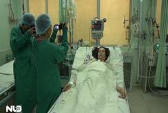 Hai cuộc phẫu thuật liên tiếp, cứu thai phụ và cả thai nhi