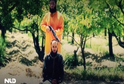Quân nổi dậy Syria hành quyết phiến quân IS