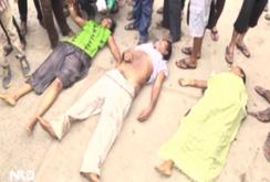 Hành hương, ít nhất 20 người chết vì giẫm đạp