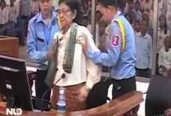 Ieng Thirith - vợ của trùm Khmer Đỏ Ieng Sary - qua đời