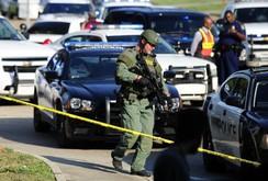 Mỹ: 1 cảnh sát bị bắn chết, 3 người bị đâm