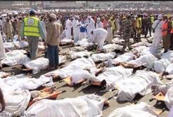 Nguyên nhân giẫm đạp ở Mecca, hơn 717 người chết