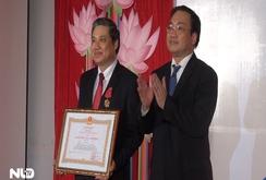 CADIVI nhận Huân chương Lao động hạng 1, đổi bộ nhận diện thương hiệu