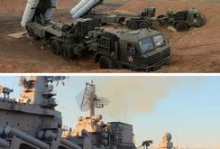 Video: Nga đưa tên lửa S400, S300FM tới Syria