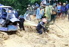 Quảng Ninh tê liệt vì lũ lụt, miền Bắc đón mưa cực lớn
