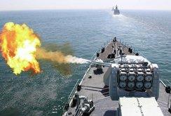Trung Quốc tập trận lớn trên biển Đông