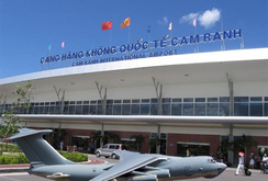 Không quân Nga sử dụng sân bay Cam Ranh