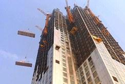 Xem Trung Quốc xây cao ốc 57 tầng trong 19 ngày!
