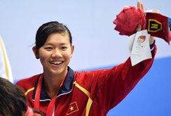 Ánh Viên đạt 3 chuẩn A Olympic