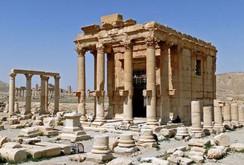 IS thổi tung ngôi đền 2.000 năm tuổi tại thành cổ Palmyra