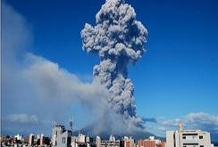 Núi lửa Sakurajima (Nhật) sắp phun trào, 600.000 người bị ảnh hưởng