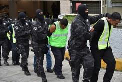 Băng nhóm Mexico đấu súng với cảnh sát, 44 người thiệt mạng