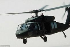 Rơi trực thăng quân sự Mỹ, 11 binh sĩ mất tích