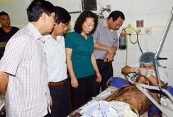 Quảng Ninh: Bục nước hầm lò, 1 người chết, 1 mất tích, 10 bị thương
