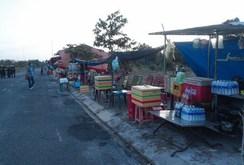 Hàng quán mọc lên khắp nơi tại địa điểm xử thảm án ở Bình Phước